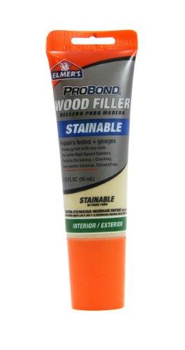 Elmer's P9887 3.25 Oz ProBond Stainable Wood Filler