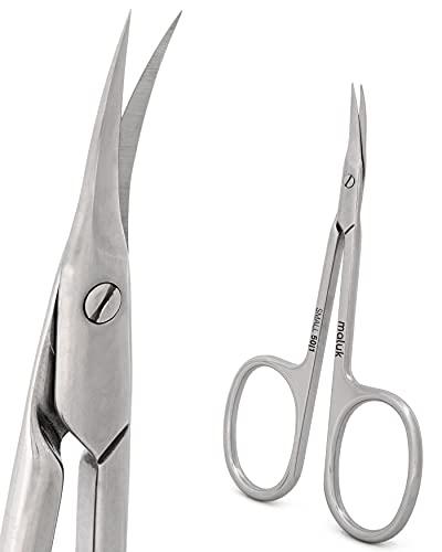 Cuticle Scissors Professional Maluk Small