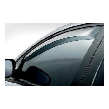 5 Portes G3 Jeu de 2 D/éflecteurs De Vent Avant pour Peugeot 807 2002-2018