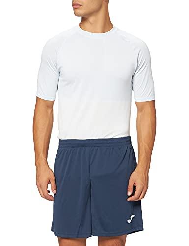 Joma Treviso Pantalones Cortos Equipamiento, Hombre, Marino, M