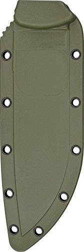 ESEE, Messerschutz für Outdoormesser, Model 6 Sheath, Grün, Messertasche feststehende Klinge, Scheide