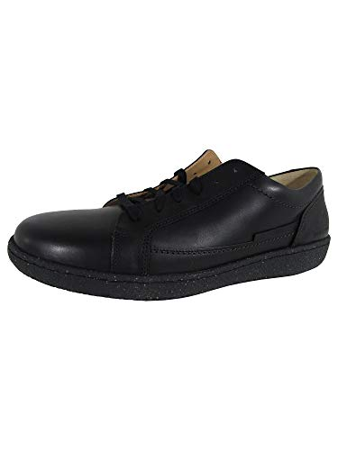 Mobils Ergonomic Nature is Future Mens Loritz Oxford Shoes, Black, US 11
