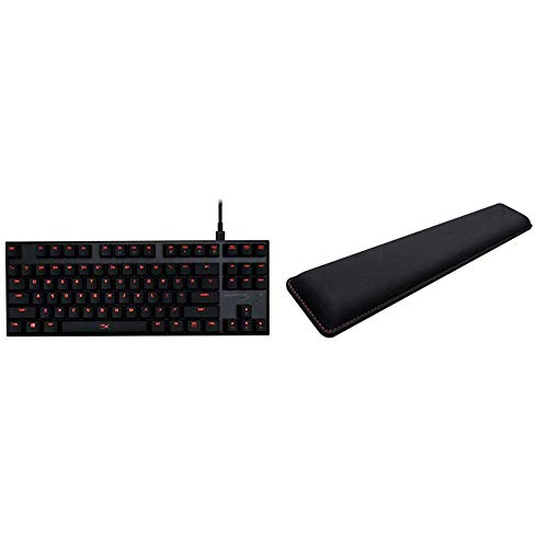 HyperX Alloy FPS Pro - Cherry MX Blue and HyperX Wrist Rest - Cooling Gel