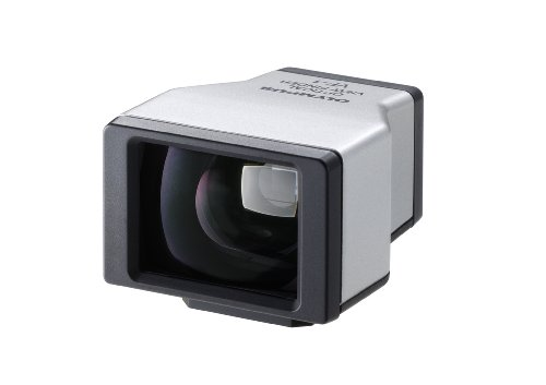 Olympus VF-1 Optical Viewfinder for use with Olympus PEN and OM-D Micro Four Thirds Digital Cameras