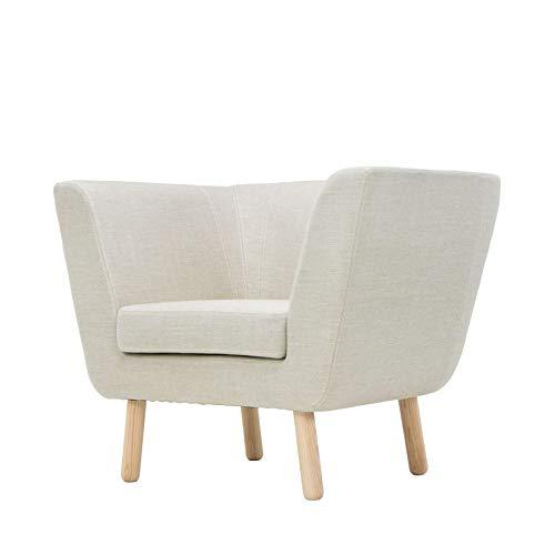 Nest Easy Chair Sessel Design House Stockholm-Sand