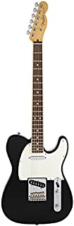 Fender American Standard Telecaster Channel Bound Black Limited Edition Electric Guitar w/ Case