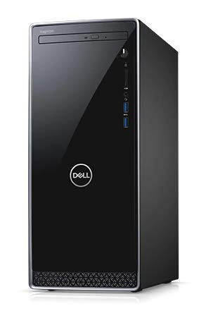 Latest_DELL Inspiron High Performance Desktop,8th Generation Intel Core i5-8400 Processor,12GB RAM,1TB Hard Drive,DVD R/W,WiFi+Bluetooth, HDMI, Windows 10 Home