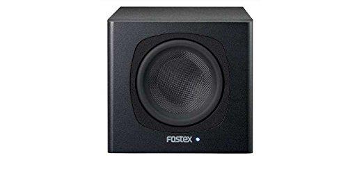 Fostex pm-submini Sub bestehend aus einem Tieftöner von 68Watt und ein Drive-13cm