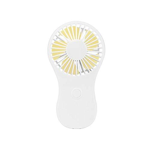 Moderno lindo y simple Mini ventilador de bolsillo portátil Aire fresco Enfriador de viaje de mano Refrigeración Mini ventiladores Batería de energía pequeño ventilador-B_13.2x7.0x2.9cm