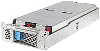 APC UPS Battery Replacement for APC Smart-UPS Models SMT2200RM2U, SMT200RM2UC, SMT3000RM2U, SMT3000RM2UC, SMT2200RM2UNC, SUA2200RM2U, SUA3000RM2U, and select others (RBC43) (Renewed)