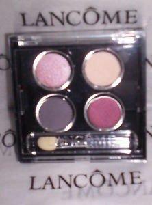 Colour Focus & Color Design Eye Shadow Eyeshadow 4 Color Palette  Latte Spontaneous Off the Rack  Metallic  and Ciel Du Soir  Matte