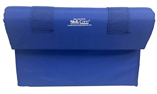 Skil-Care 706005 Wheelchair E Z on Lateral Arm Rest Support, Left or Right Side Foam Cushion Pad