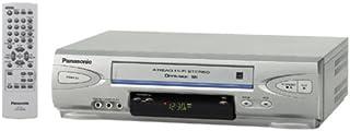 Panasonic PV-V4524S 4-Head Hi-Fi VCR, Silver