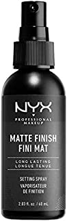 Nyx Matte Finish Long Lasting Spray - 60 ml