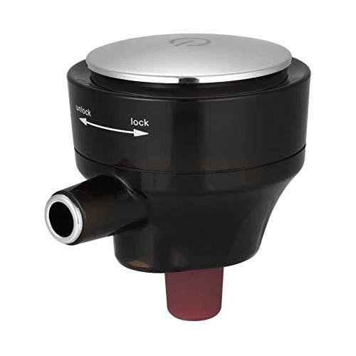 Guillala Aireador eléctrico de vino decantador automático de vino tinto y cerveza fabricante de espuma Bubbler Set portátil duradero con batería dispensador de vino bomba