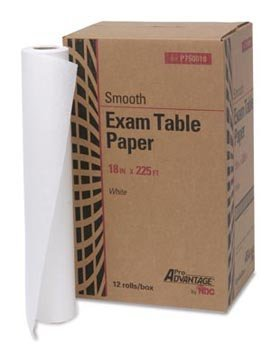 Exam Table Paper, 18
