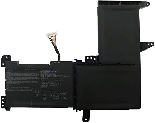 ASKC B31N1637 Laptop Akku für ASUS S5100U X510 X510UA X510UF X510UQ VivoBook S15 S510UA S510UQ S510UN S510UR F510 F510UA F510UQ Series C31N1637 0B200-02590000 0B200-02590100 11.52V 42Wh
