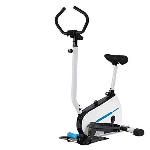 MOSHANG Magnetische Ellipsentrainer, Heimtrainer Crosstrainer for Jeden Tag Gesundheit/Fitness Home Office Sport