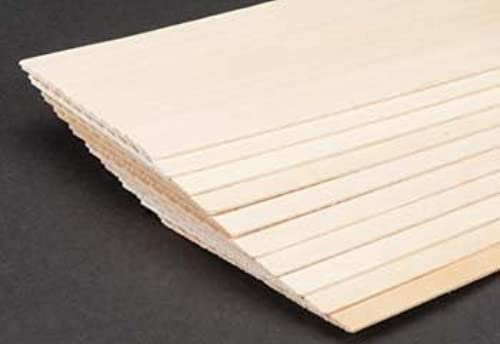 1 4 Clapboard 1 4 x 3 x 24 (10) by Midwest Products Co.