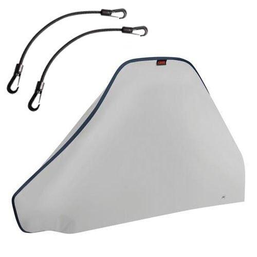 AutoScheich® Universal Schutzhülle für Anhängerdeichsel Auflaufeinrichtung Kupplung Wohnwagen Deichsel Anhängerkupplung Cover