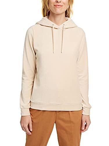 ESPRIT Damen 090EE1J313 Sweatshirt, Beige (285/SAND), Medium