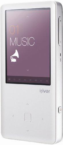 iriver ダイレクト録音対応高機能プレーヤー E150 4GB ホワイト 外部マイク対応 microSDスロット スピーカー内蔵 E150-4GB-WHT