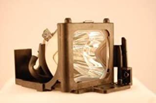 ELMO DT00301 replacement projector lamp bulb with housing - high quality replacement lamp