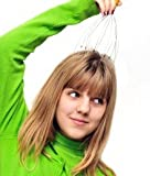 Head Massager Soothing Head Massage Hand Held Massager Aids Relaxation