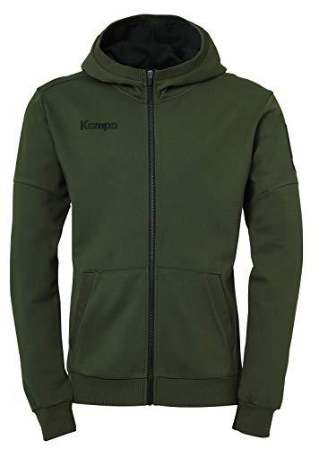 Kempa LAGANDA Zip Hoody, Steel blau, M