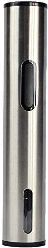 Sacacorchos de vino Sacacorchos de acero inoxidable Bomba neumática eléctrica botella con cortador de aluminio removedor de corcho especial para parejas