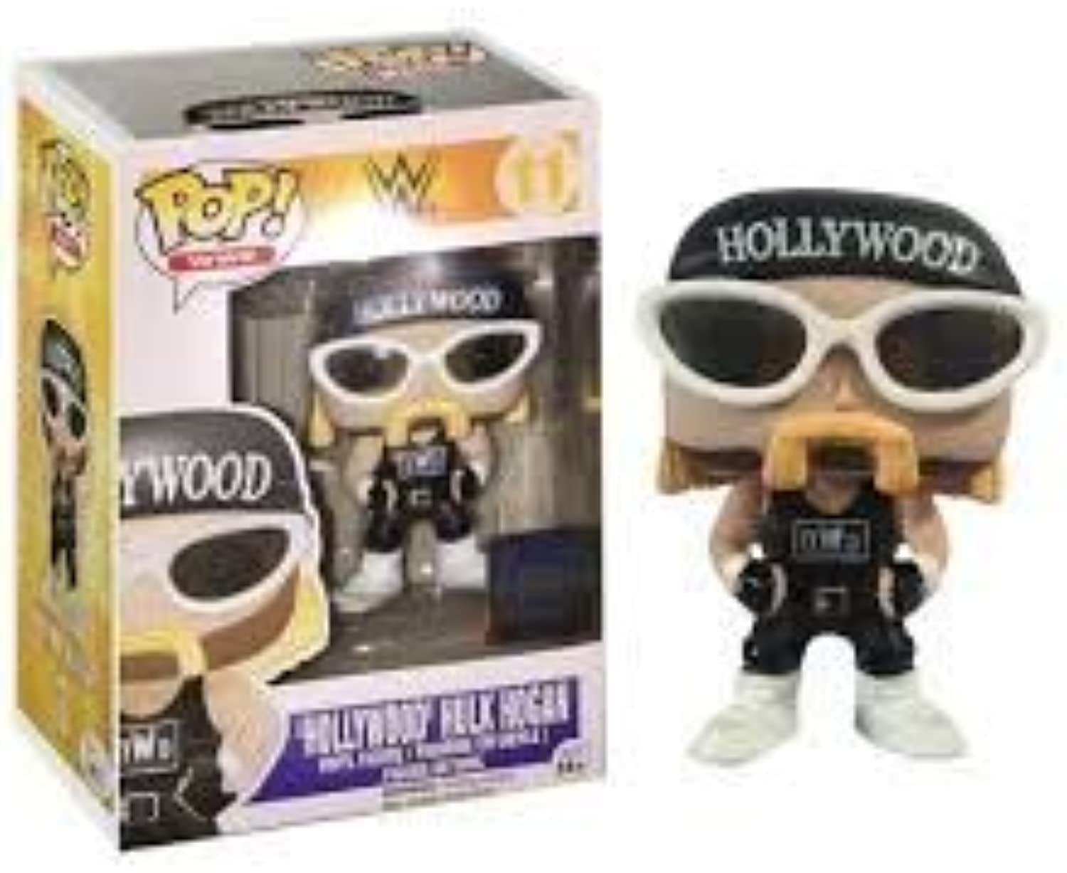 estilo clásico Funko Funko Funko POP  Hulk Hollywood Hogan WWE 2K15 Exclusive Figura by OPP  cómodo