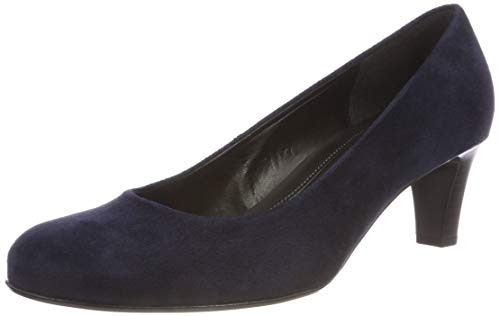 Gabor Shoes Damen Basic Pumps, Blau (River 46), 38.5 EU