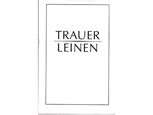 Elepa - rössler kuvert 171800 MAILmedia Trauerkarte, inklusiv Briefumschlag