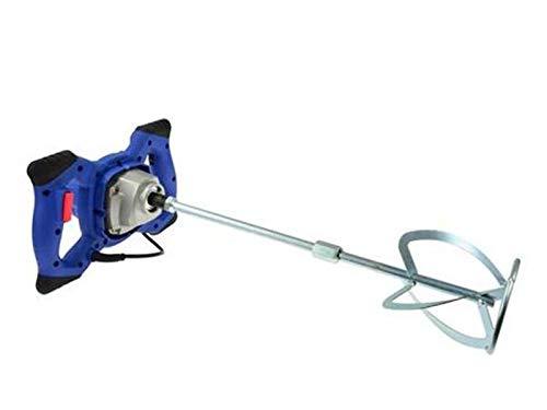 DKB Professionele handmixer 900 Watt roermachine mixer 230 V mortel roerwerk