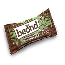 Beond Organic Apple & Cinnamon Bar 15 g (order 36 for retail outer) / BeondオーガニックアップルシナモンWWWWバー15グラム(小売作者用のオーダ36 )