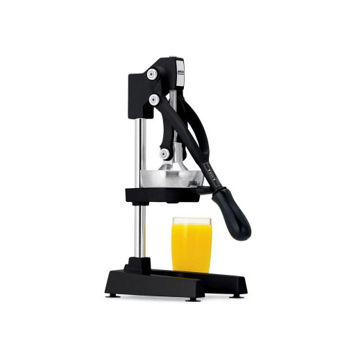Focus Foodservice 97306 Olympus X-Large Commercial Juice Press, Black
