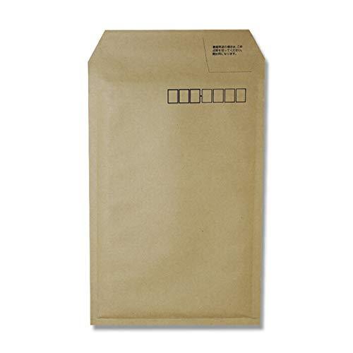 コクヨ『小包封筒(軽量タイプ)ビデオテープ用封かん用口糊付き茶(ホフ−21)』