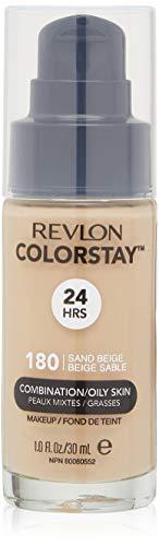 Revlon ColorStay Makeup Foundation für Mischhaut und ölige Haut SPF15#180 Sand Beige 30ml