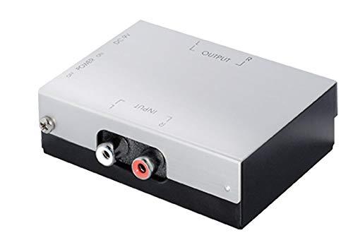 Multimedia - Preamplificador phono estéreo, amplificador de bajo nivel de ruido con...
