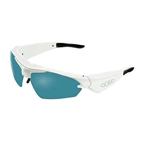 Bluetooth Brille Sonnenbrille Headset KopfhöRer Bluetooth Drahtlose Musik Sonnenbrille Headsets Kompatible Smartphones Pc Tabletten, FüR Reiten