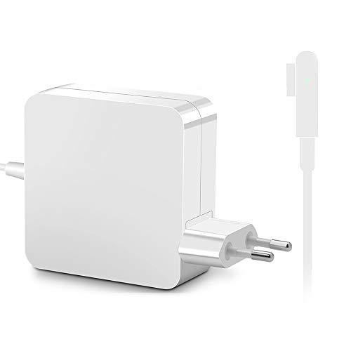 Rocketek Mac Book Pro Charger 85W, Compatible con 85W L-Tip Adaptador Corriente...