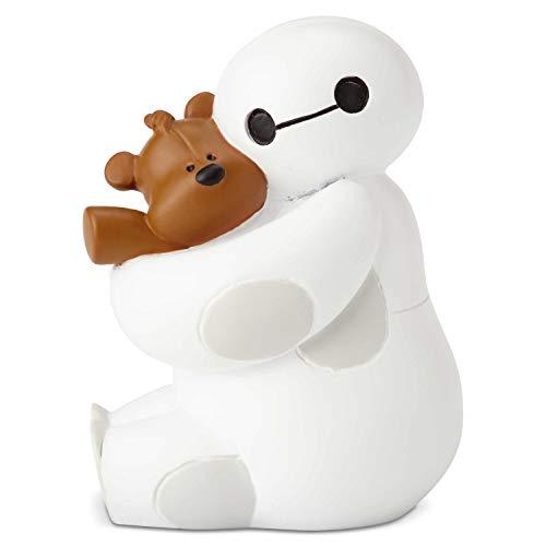 Enesco Disney Showcase Collection Big Hero Six Baymax Teddy Figur, Steinharz, weiß, 2.5 Inch