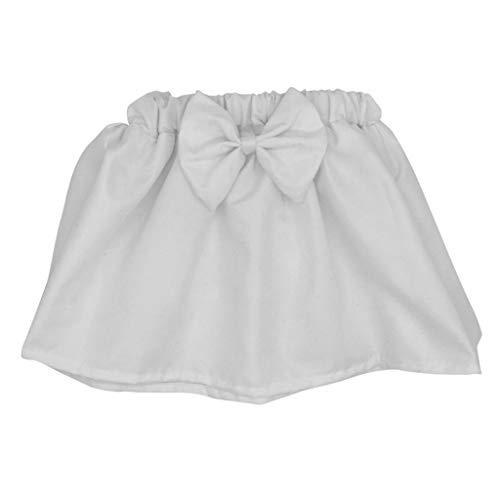 Daygeve Neugeborene Röcke Baby Kind Mini Blase Tutu Rock Mädchen Plissee Flauschigen Rock Party Dance Prinzessin Röcke bequem zum Anziehen