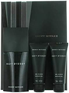Nuit D'issey by Issey Miyake Gift Set for Men