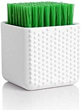 Silica Laundry Wash Bootpolish Clean Clothes Real Brush More Down Jackets Household Special-Purpose Bootpolish Hair Brush : White