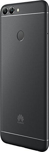 HUAWEI P smart Dual-SIM Smartphone (14,35 cm (5,6 Zoll) FullView Display, 13 MP Dual-Kamera, 32 GB interner Speicher, Android 8.0) Schwarz