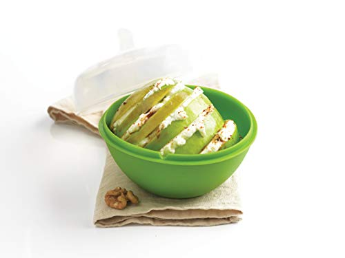 Mastrad F71164 Kit cuit-fruits - vert, Silicone/Polypropylène/ABS, 6,8 x 29,5 x 25,2 cm