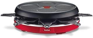Tefal Raclette Colormania 1050W 8 Personnes RE138512