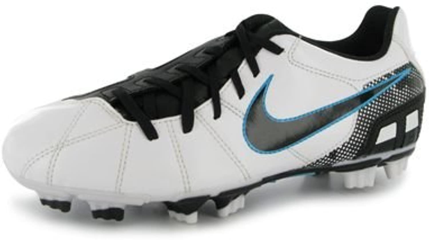 Nike Youth Total90 Shoot III FG White