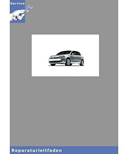 VW Golf VI, Typ 5K (08-13) 4-Zyl. Einspritzmotor (1,4 l-Motor, Kompressor)